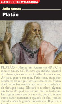 Platão - Julia Annas
