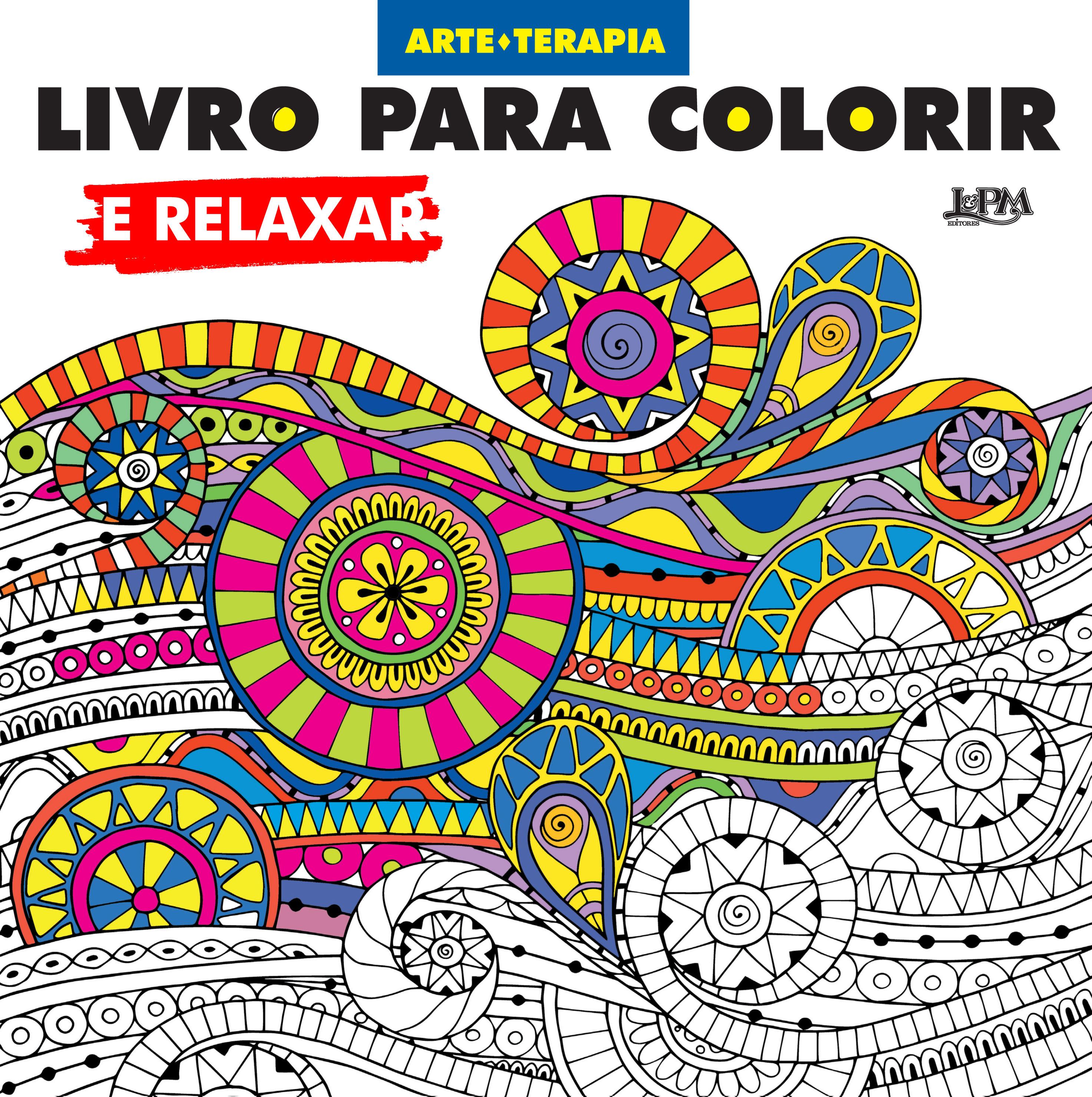 livro para colorir e relaxar l pm pocket a maior coleção de