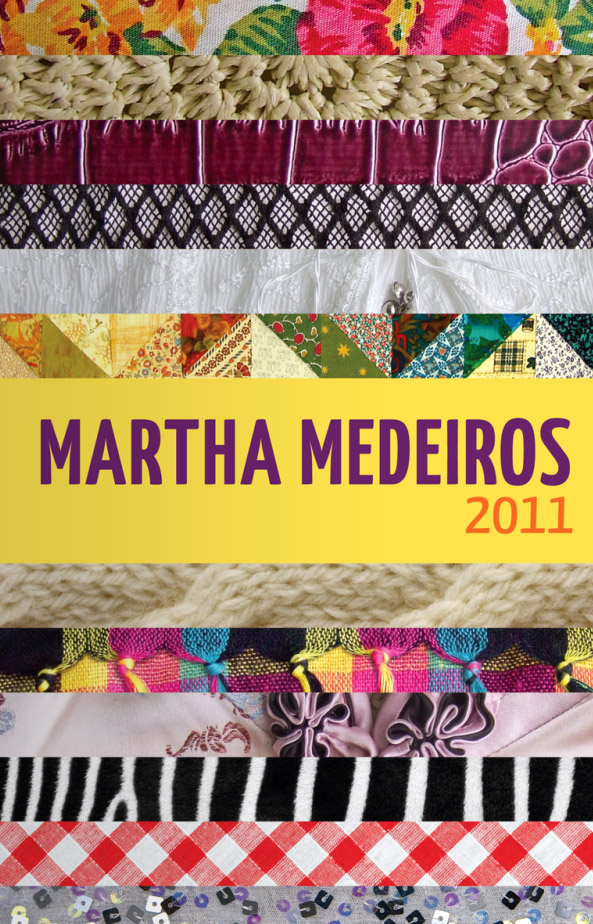 Martha Medeiros 2011 Martha Medeiros Lpm Pocket A Maior