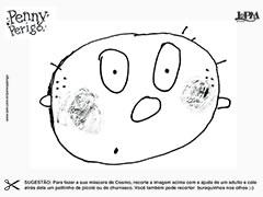 Penny Perigo - Máscara Cosmo